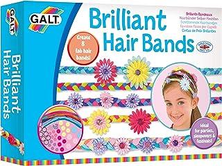 Galt Toys, Brilliant Hair Bands, 1004309