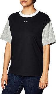 Nike Women's Essntl Short Sleeve Bf T-Shirt