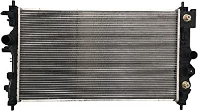 BOXI Radiator Direct Replacement Assembly for 2011-2015 Chevy Cruze / 2016 Chevy Cruze Limited 1.4L/1.8L AT/MT 13197 13311079