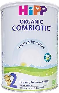HiPP Combiotic Organic Follow On Milk 2, Original, 900 g