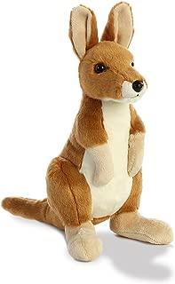 Aurora World Flopsie Toy Kangaroo Plush, 12