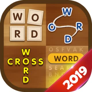 Word Games: Cross, Connect, Search