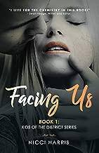 Facing Us: A Contemporary Dark Romance (The District Book 1) (English Edition)