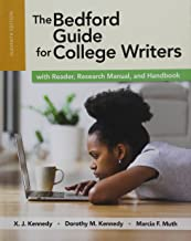The Bedford Guide for College Writers with Reader, Research Manual and Handbook (4-in-1) 11e (Cloth) & LaunchPad for the Bedford Guide for College ... Reader, Research Manual, and Handbook 11e