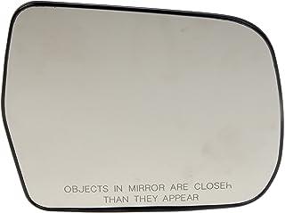 Dorman 56449 Passenger Side Non-Heated Plastic Backed Mirror Glass