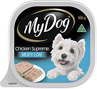 My Dog Chicken Supreme Wet Dog Food 100g Tray, 24 Pack
