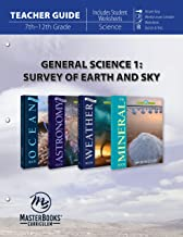 General Science 1: Survey of Earth and Sky (Teacher Guide) (Wonders of Creation)