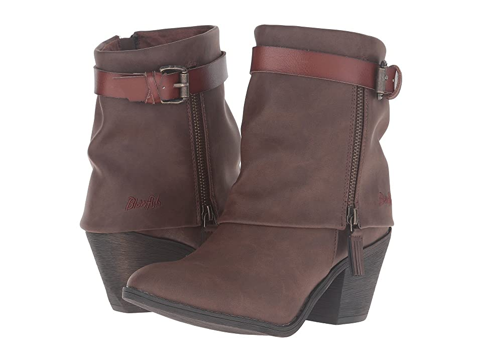 Blowfish Shocks (Coffee Texas PU/Whiskey Duecut PU) Women