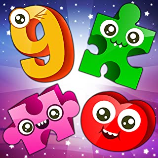 Smart Kids Puzzle Games - Baby Jigsaw Puzzles