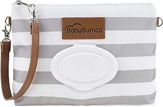 diaper and wipe clutch pattern