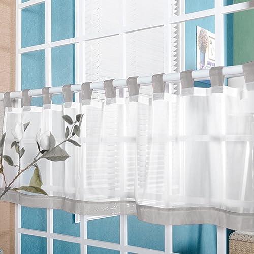 Café Curtains: Amazon.co.uk
