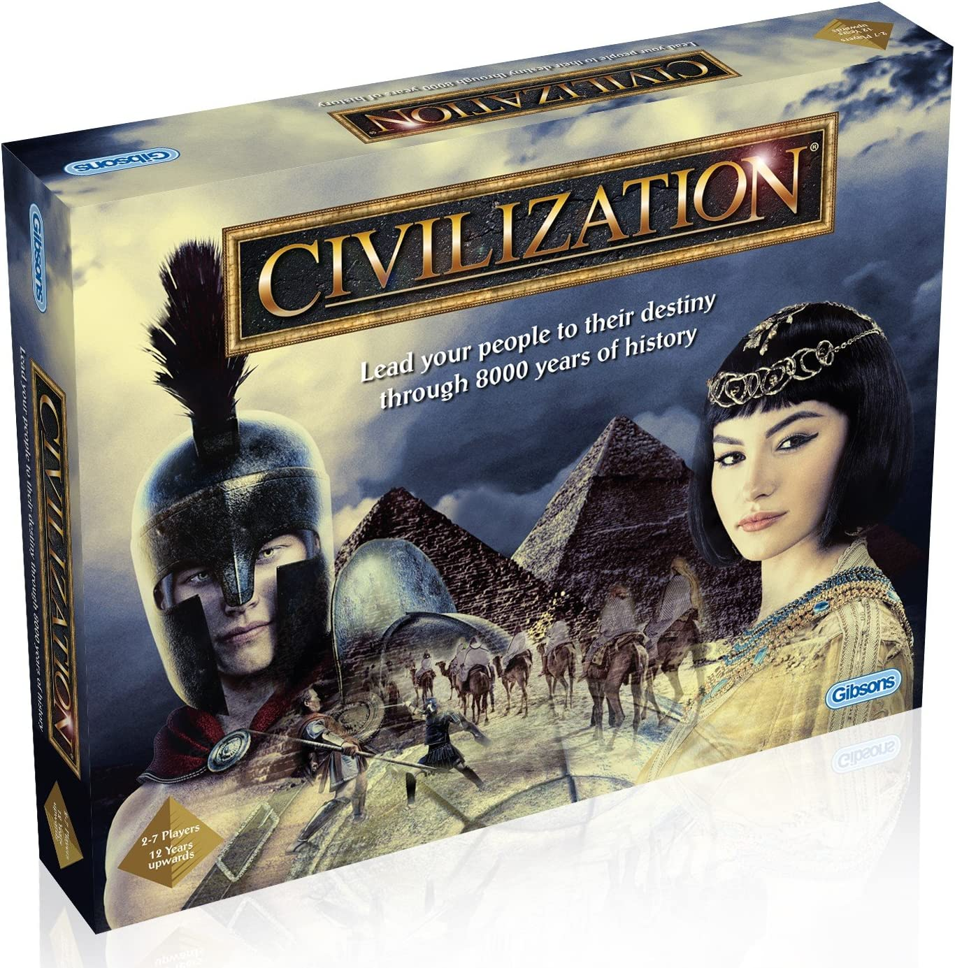Gibsons Civilization Fees free Game Board Denver Mall