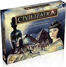 Gibsons G984 Civilization - Juego de Mesa, Decide el Destino de tu Pueblo a través de 8000 años de Historia, versión Inglesa