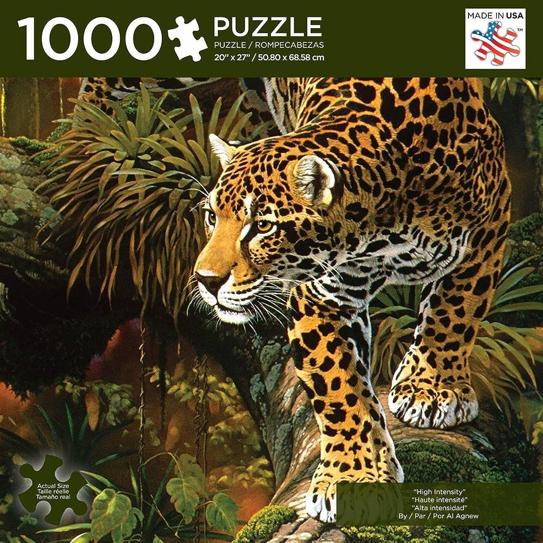 Andrews + Blaine Ltd High Intensity - 1,000 Pc Puzzle B00CLXSP5Q Kunde zuerst | Elegant