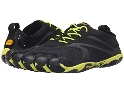 Vibram FiveFingers V-Run (Black/Yellow) Men