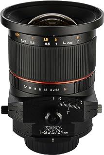 Rokinon TSL24M N Objektiv, 24 mm, f/3,5, Neigung, für Nikon