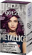 Got2b Metallic Permanent Hair Color, M69 Amethyst Chrome