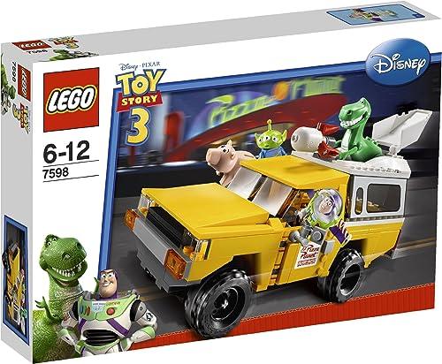 entrega rápida LEGO Toy Toy Toy Story - La Carrera en la camioneta de Pizza Planet [versión en inglés]  mejor oferta