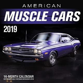 2018 dodge challenger calendar