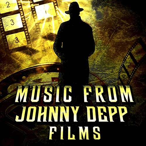 Music from Johnny Depp Films by Various artists on Amazon ...