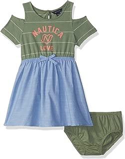 Girls Patterned Sleeveless Dress