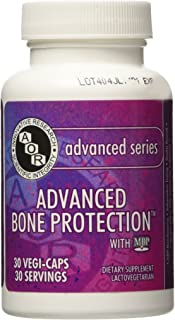 Advanced Orthomolecular Research AOR Advanced Bone Protection Capsules, 30 Count