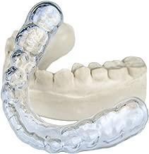 American DentalCraft Dental Night Guard for Sleeping - Custom Mouth Nightguard for Bruxism | Stop Grinding Teeth | Enjoy Jaw Clenching Relief | Thin Hybrid Dual Layer Acrylic Dental Splint w/ TMJ Adult Protection
