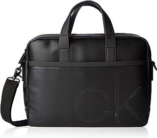 0ea80f2594 Calvin Klein K50K504362 CK UP SLIM LAPTOP SAC D'ÉPAULE Homme