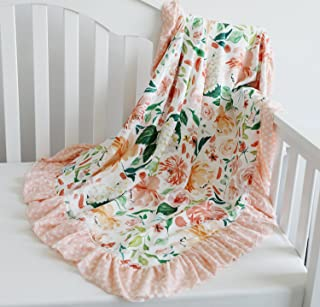 Best personalized floral baby blanket Reviews