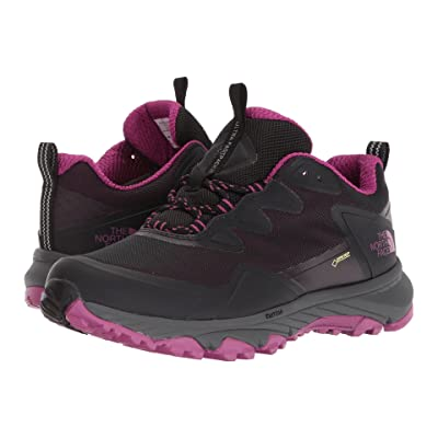 The North Face Ultra Fastpack III GTX(r) (TNF Black/Wild Aster Purple) Women