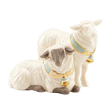 Lenox 847070 First Blessing Nativity Sheep Figurine
