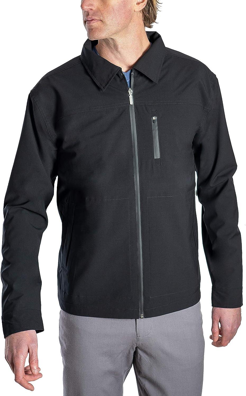 Woolly Clothing Men's NatureDry Urban Jacket - 100% Merino Wool