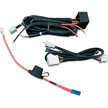 amazon.com: kuryakyn 7672 motorcycle accessory: plug & play trailer wiring  with relay harness for 1997-2013 harley-davidson motorcycles: automotive  amazon.com