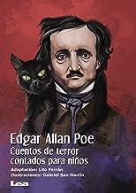 Edgar Allan Poe, cuentos de terror contados para niños (La brújula y la veleta nº 17)