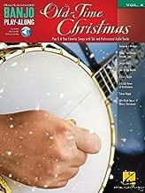 Old-Time Christmas Banjo Songbook: Banjo Play-Along Volume 4