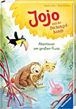 Jojo und die Dschungelbande, Band 2: Abenteuer am großen Fluss