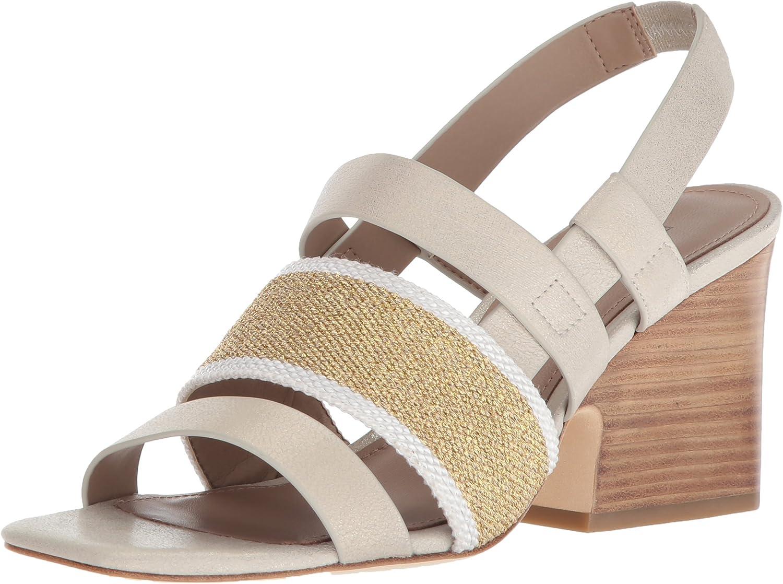 Donald J Pliner Womens Mae Heeled Sandal