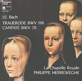 Bach: Trauerode, BWV 198 / Cantate, BWV 198 (Harmonia Mundi)