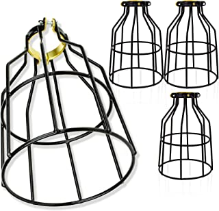 Newhouse Lighting WLG1B-4 محافظ لامپ ، 4-بسته ، 4pk