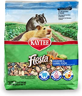 Best chinese dwarf hamster food list Reviews