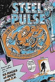 Steel Pulse #2 VF/NM ; True Fiction comic book