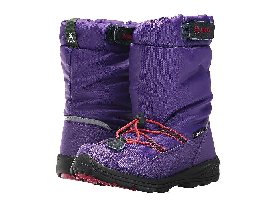 Kamik Kids Arvid (Little Kid/Big Kid) (Purple) Girls Shoes