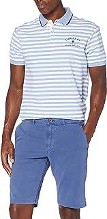 HKT by Hackett Hkt G/Dye Strch Short Pantalones Cortos para Hombre