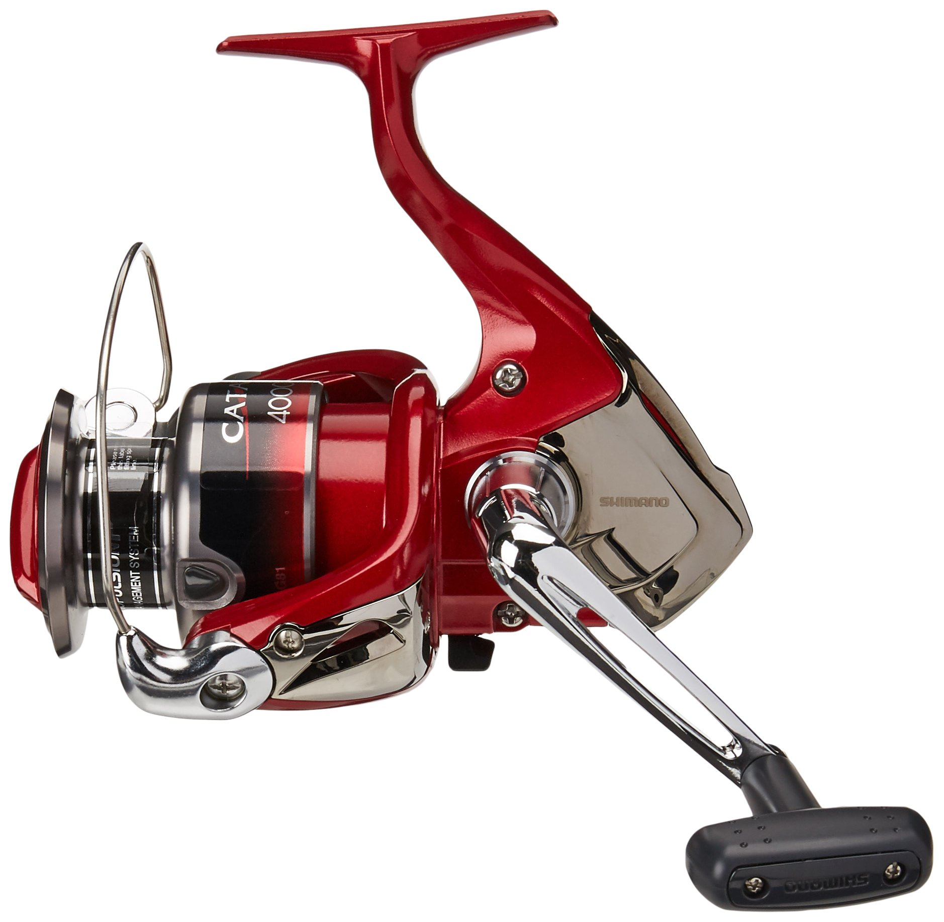 Shimano Catana 4000FC - carrete CAT4000FC: Amazon.es: Deportes y ...