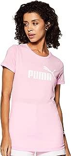 Puma ESS+ Logo Tee for Women's