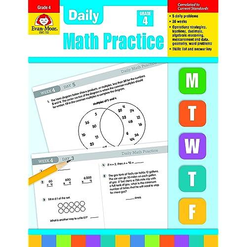 Grade 4 Math: Amazon com