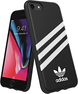 adidas OR Moulded Case PU FW18 for iPhone 6/6S/7/8, Black