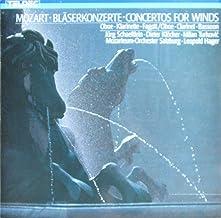 Mozart: Bläserkonzerte / Concertos for Winds [Vinyl LP] [Schallplatte]