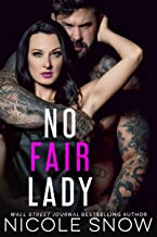 No Fair Lady (Heroes of Heart's Edge Book 5)
