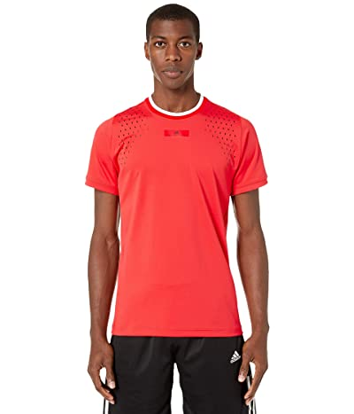 adidas Stella McCartney Tee (Active Red) Men